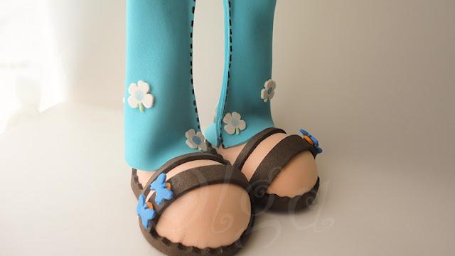 Sandalias para fofuchas - Imagui
