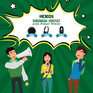 Info Kontes - Kontes Dubsmash Berhadiah Speaker dan Headset