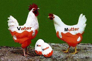 Kinder jaja za Uskrs smiješne slike