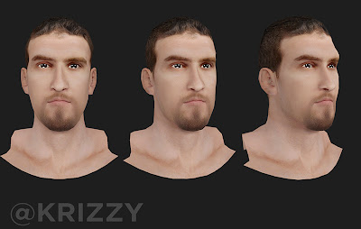 NBA 2K13 Spencer Hawes Cyberface Mod