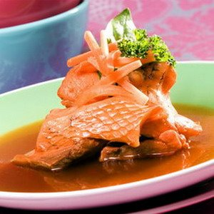 Resep Masakan Sup Ikan Bumbu Pedas