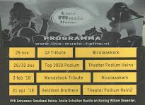 Programma Music Live Heino