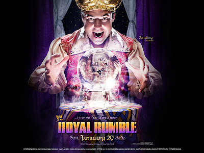 2012 WWE Royal Rumble Preview AND Predictions!
