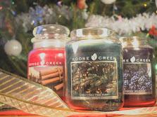 Les bougies parfumées We Candle, pour un Noël magique à l'américaine !