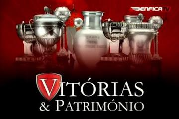 Clique na foto e veja os grandes documentários do programa Vitórias e Património da Benfica TV