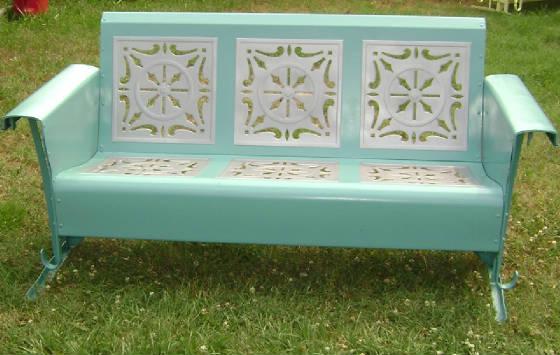 Reborn Interiors Vintage Patio Furniture Picking