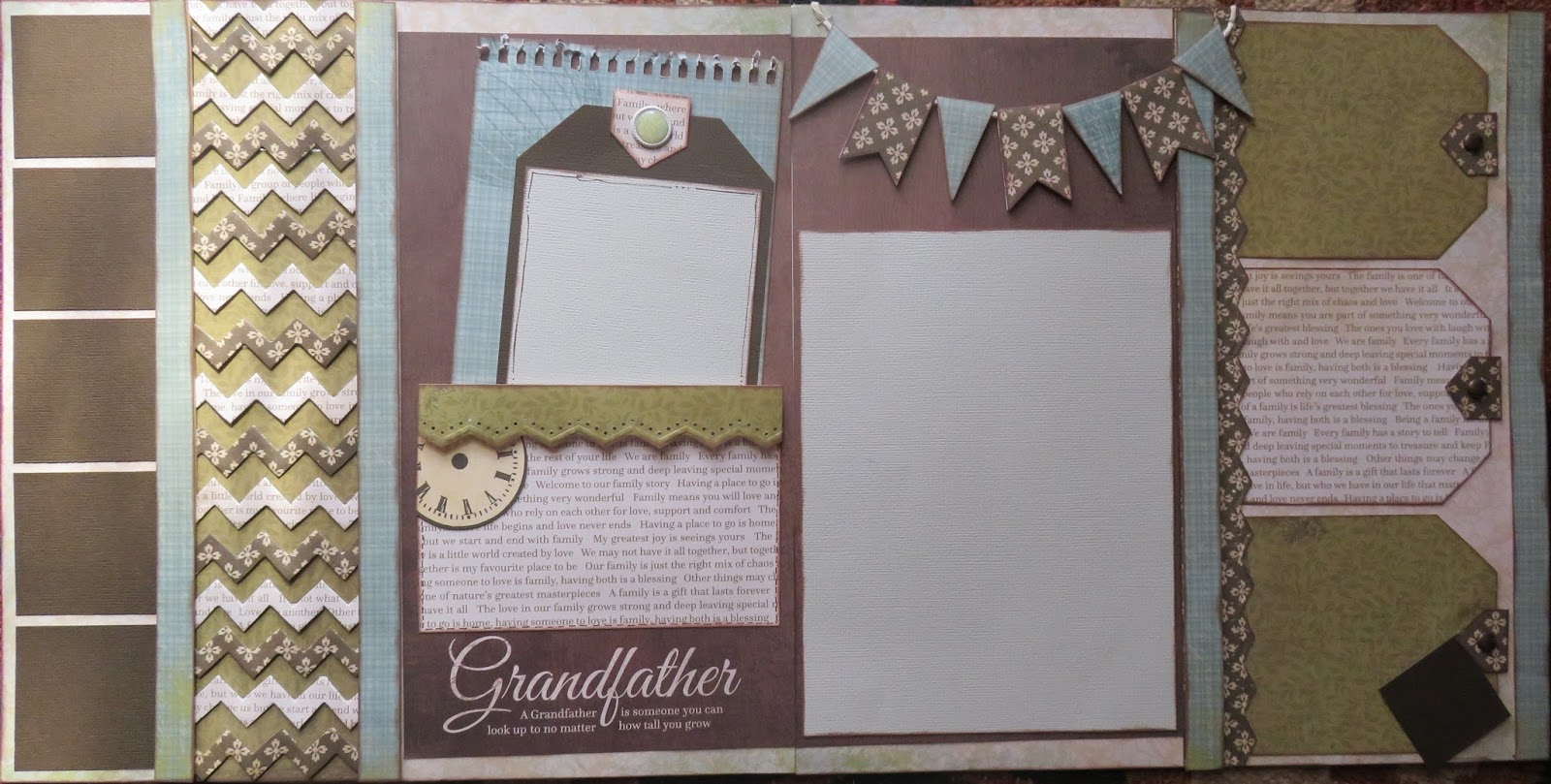 How to add scrapbook pages - Lynn And I Had A Gentle Scrapbooking Day On Saturday It Was Lovely These Are The Double Page Layouts That I Started At The Scissor Sisters Event Last