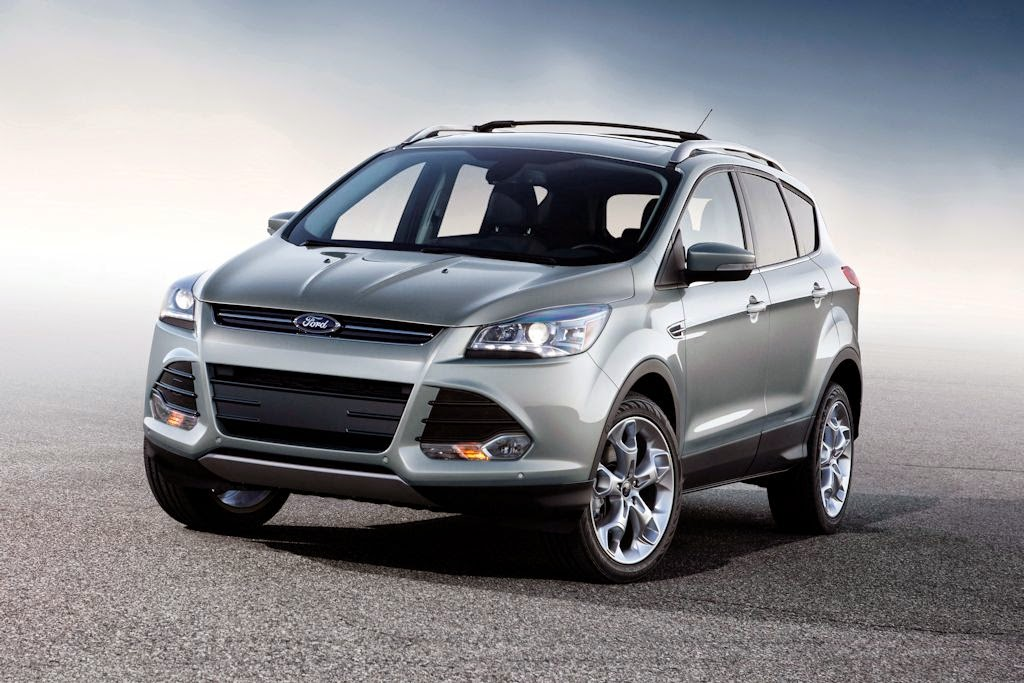 2015 ford escape vs the competition | philippine car news, car