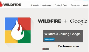 Wildfire has Joining Google Inc