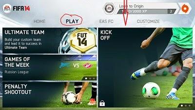 Download FIFA 14 FULL UNLOCKED APK+DATA