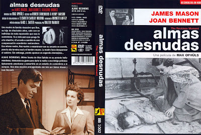 Almas desnudas | 1949 | The Reckless Moment | Dvd Cover