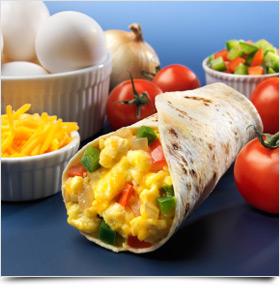 Low Fat Burritos 25