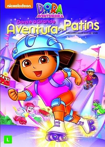Download - Dora e a Grande Aventura de Patins (2015)