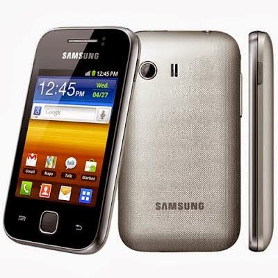 Cara Termudah Mengganti Font Android Di Handphone Samsung Galaxy Young