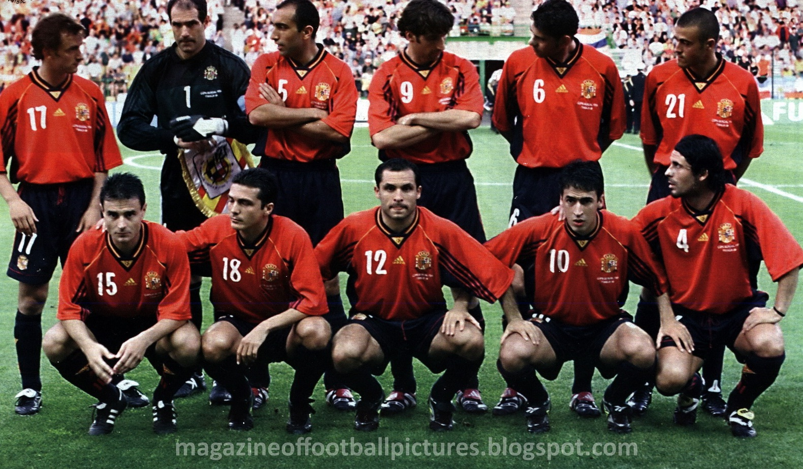 1998 FIFA World Cup qualification (UEFA)