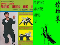 northern praying mantis, kung fu ebook and videos
