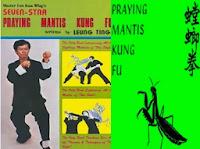 northern praying mantis, kung fu ebook and videos