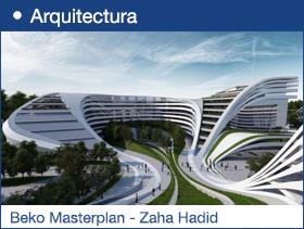 Beko Masterplan - Zaha Hadid