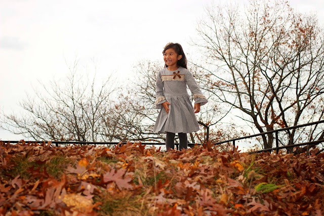 Chambray Dress | Tartaleta | European Kids Fashion | Chichi Mary