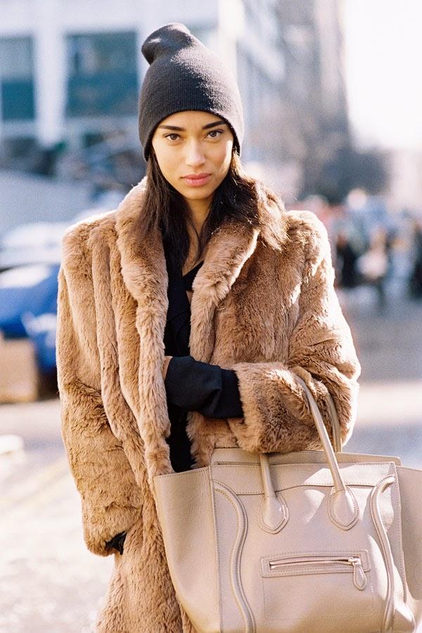Vanessa Jackman New York Fashion Week AW 2014Anais