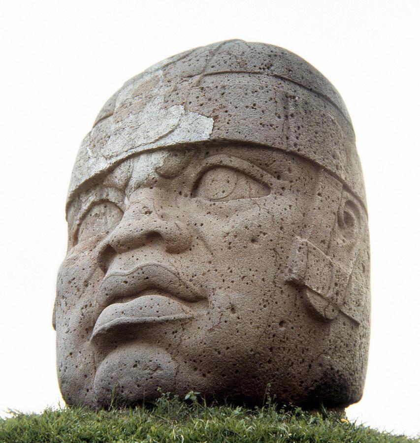 Olmec People Early Mesoameri...