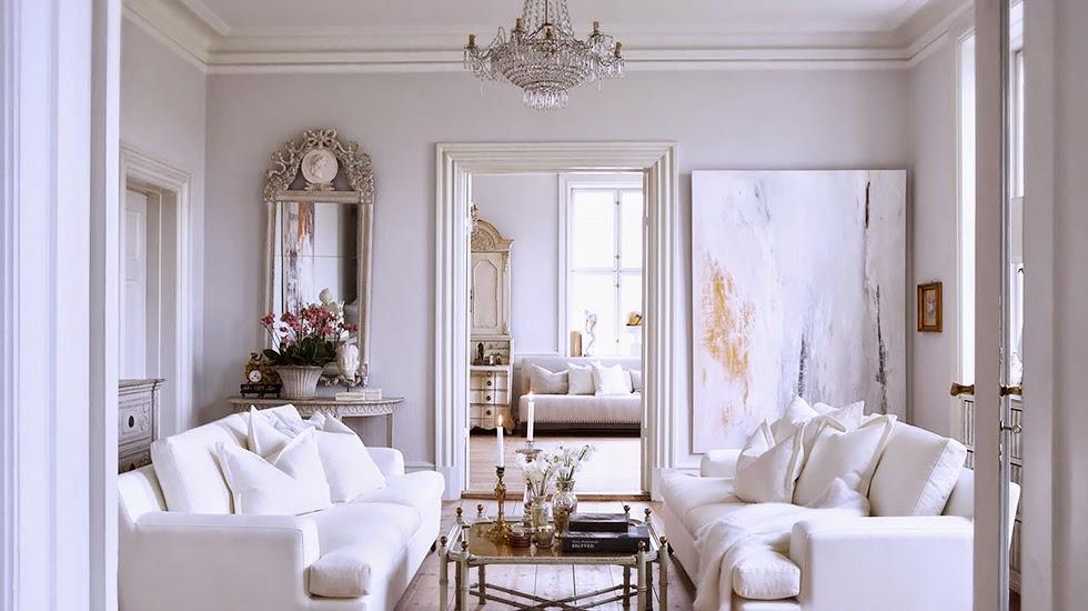 Decoracao De Sala Off White ~ LIVING ROOM, uma delícia de sala!  blogs de decoração