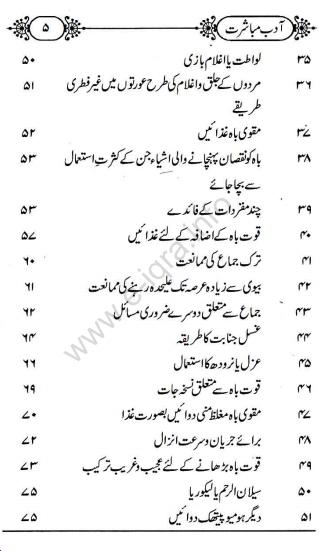 adabe mubashirat book pdf