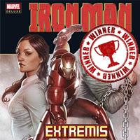 """Ganador/a del concurso """"Iron Man: Extremis"""""""