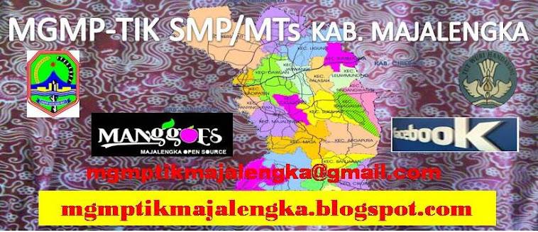MGMP TIK SMP/MTs KAB.  MAJALENGKA