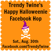 Trendy Twine's Halloween FB Hop