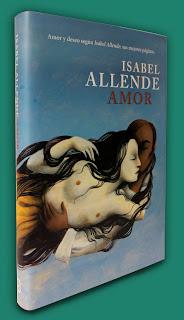 Libro Amor de Isabel Allende