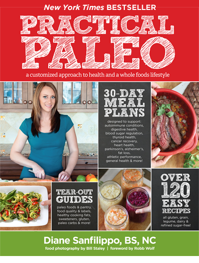 Practical Paleo - cookbook review