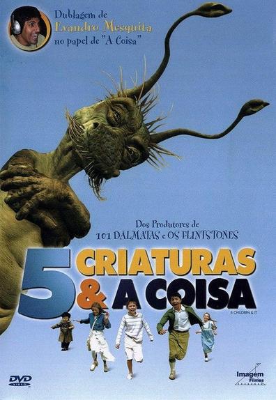 5 Criaturas E A Coisa – Dublado