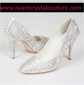 Crystal Slippers - £385