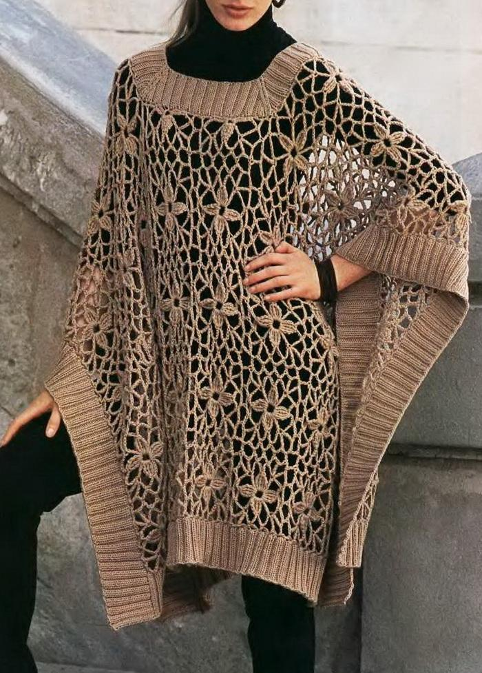 Free Crochet Poncho Patterns For Women butik.work