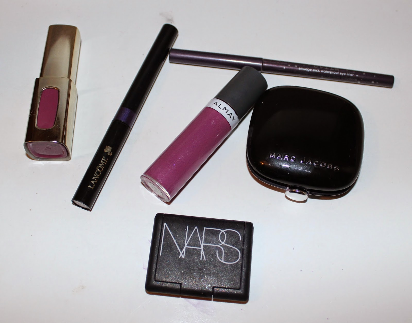 Favourite Purple Beauty Products