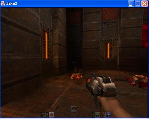 java multiplayer game:
