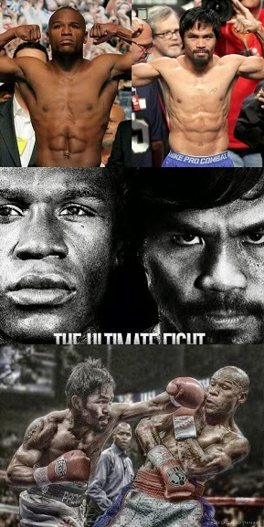 PACQUAIO  VS  MAYWEATHER,  TO  BREAK  WORLD  RECORDS!