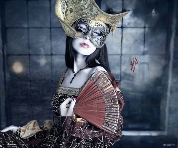 nocturne by puppet soul d37ro1m Masterful Examples of Dark Photo Manipulation Art
