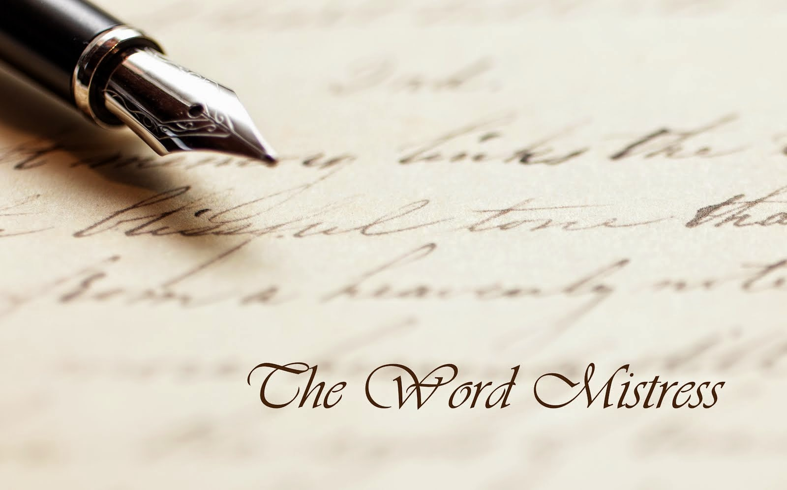 The Word Mistress