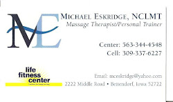 Mike Eskridge Massage Therapy