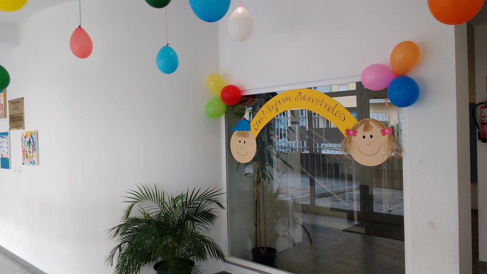 Jardim de Infância - Sala 1