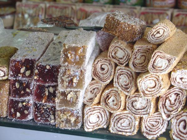 ... Khan-Turkish Grill-Tampa,Florida: Dessert 2.. Turkish Delight