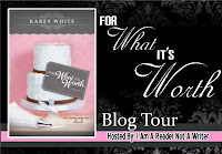 Blog tour badge.