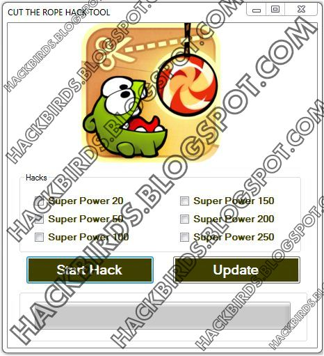 Cut The Rope Hack  Free Android Game Hacks