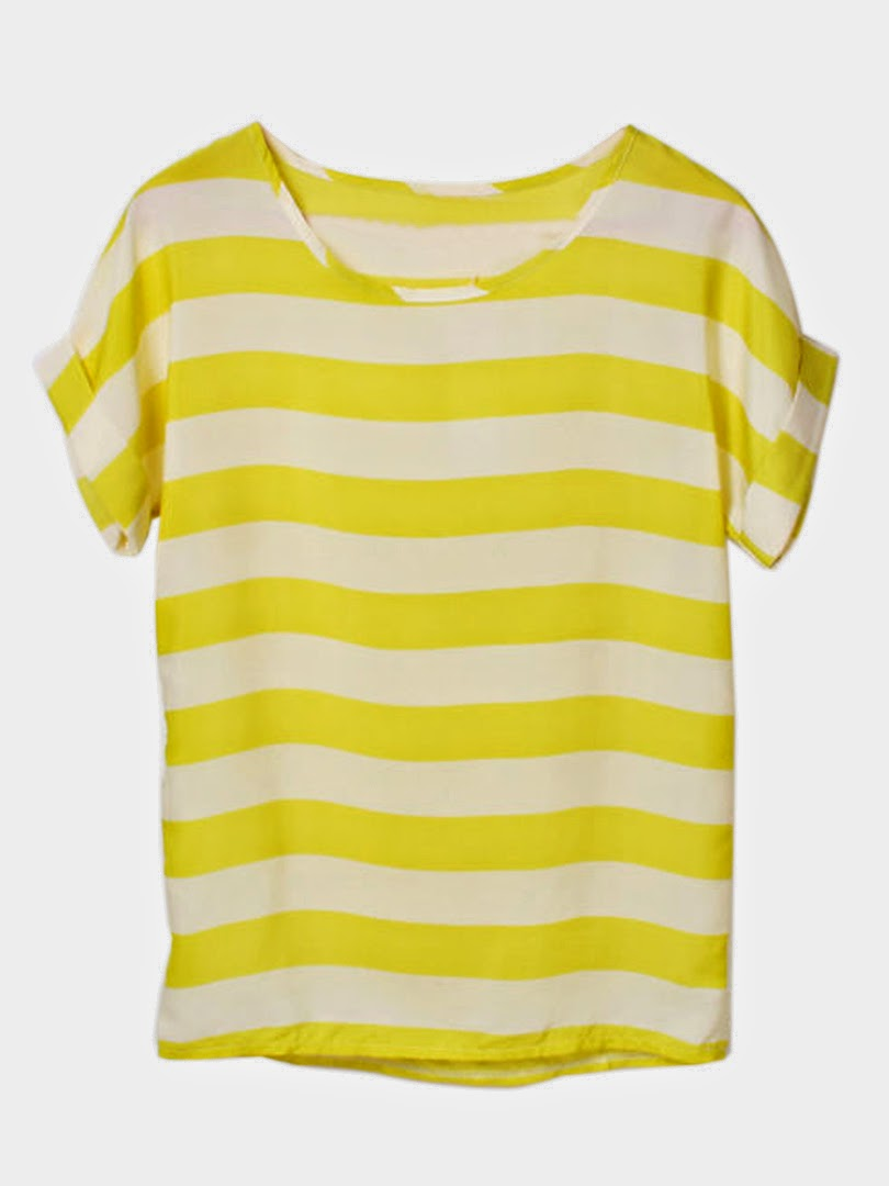 http://www.choies.com/product/yellow-stripe-chiffon-shirt-with-roll-sleeve_p29865