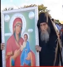 Η Παναγία Αρβανίτισσα στο Σάκκος Έβρου όπου την παρέδωσε ο ίδιος ο Γ. Νεκτάριος (Βίντεο)