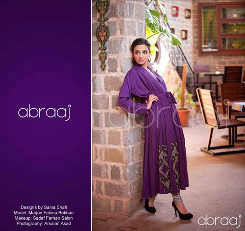 Abraaj Spring Summer Collection 2013 For Girls Women By Fashion She9