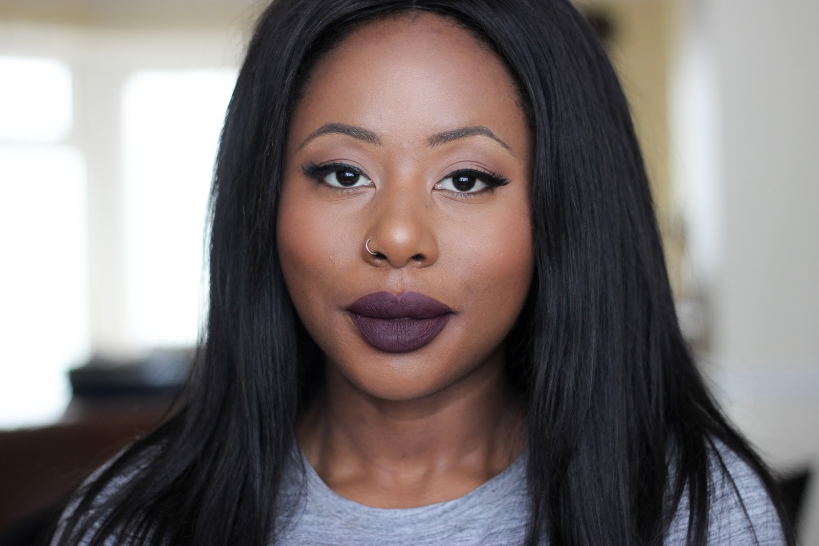 Brown Lipstick For Dark Skin hd image