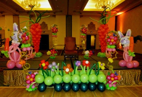 Easter Holiday Decoration Ideas